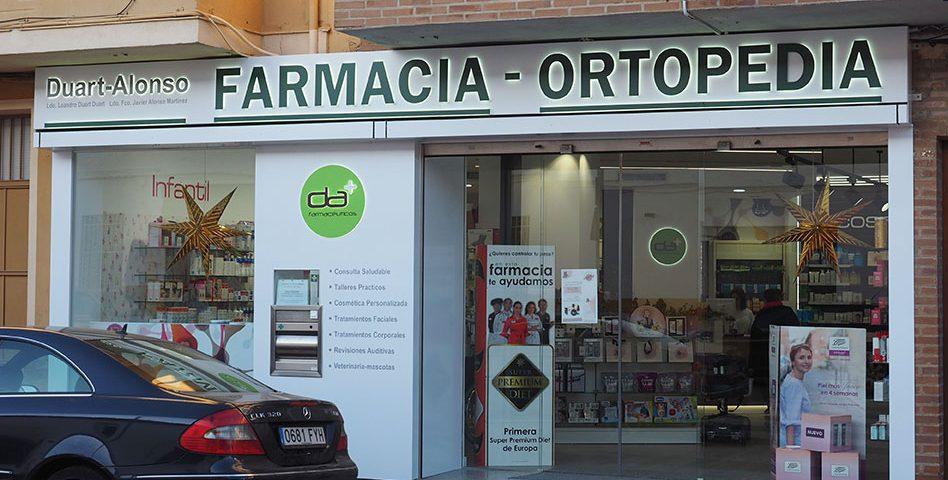 rótulos farmacia
