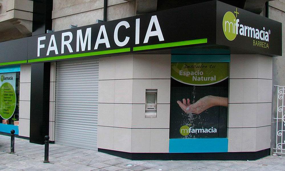 Rotulación de farmacias