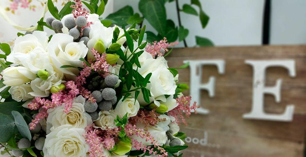 Rotulos para floristerias