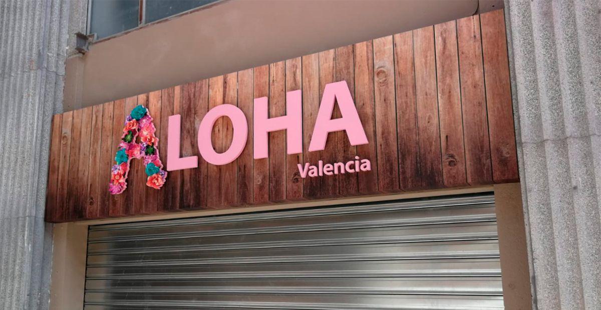 PVC color Aloha