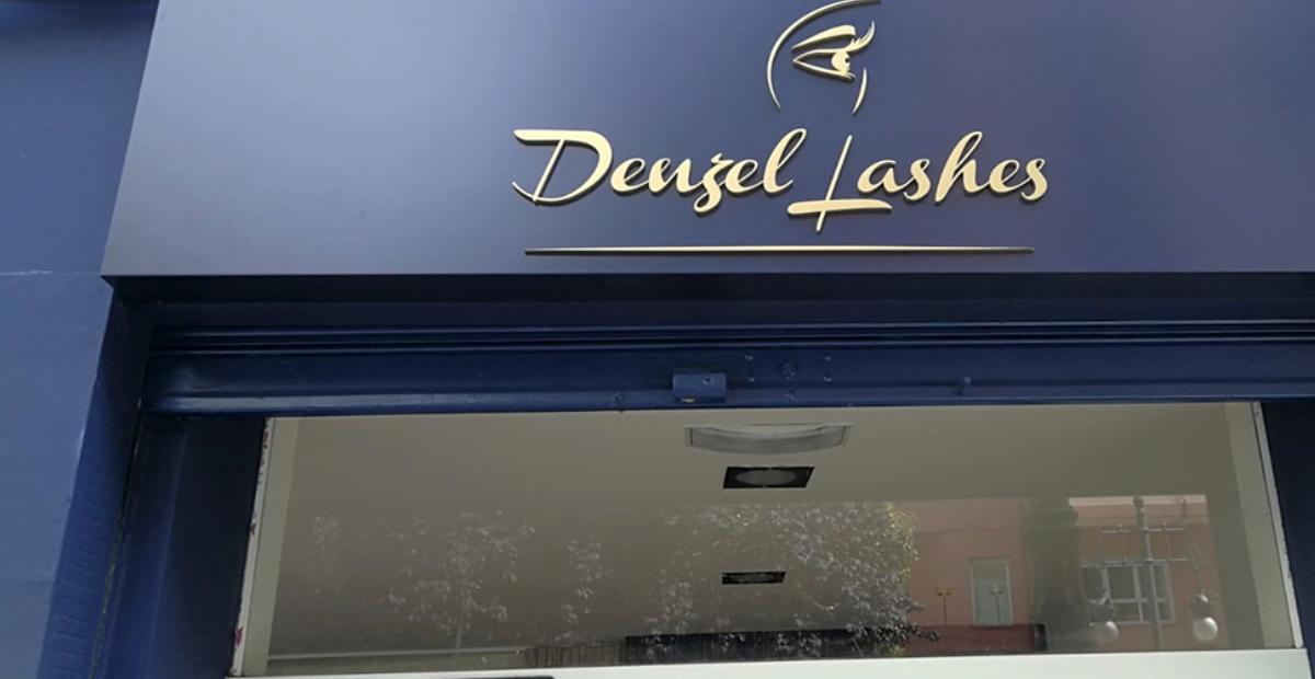 Aplique sin luz local Denzel